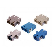 Adapter SC-SC (Plastic/Metallic)