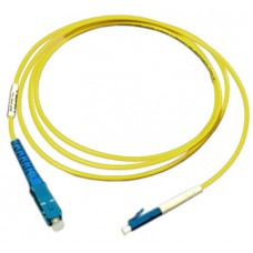 LC to SC Fiber Optical Patch Cord Sx/Dx SM/MM (1m to 30m)